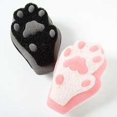 Cat Paw Kitchen Sponges