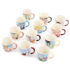 le sucre Calendar Mugs Vol. 5