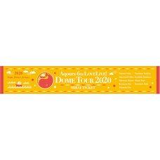 Aqours 6th LOVELIVE! Dome Tour 2020 Muffler Towel ~MIRAI TICKET~