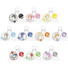 Love Live! Nijigasaki High School Idol Club Umbrella Marker Collection