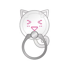 Love Live! Nijigasaki High School Idol Club First Live: With You Rina Tennoji Smartphone Bunker Ring