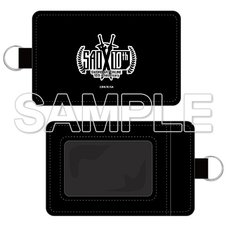 Sword Art Online Synthetic Leather Pass Case