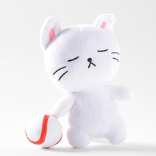 Miitaro Dozing Off on the Mound Plush