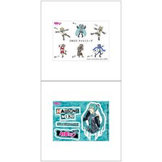 Hatsune Miku Creators Party A6-Size Die-Cut Stickers