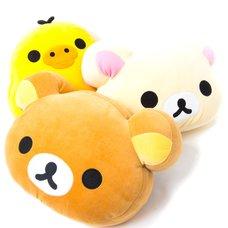 Rilakkuma Mo-chi Mochi Cushions (Medium)