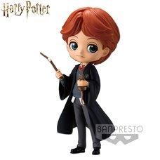 Q Posket Harry Potter Ron Weasley w/ Scabbers
