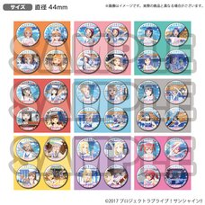 Love Live! Sunshine!! Uranohoshi Girls' High School Store Official Pin Badge Collection Vol. 14