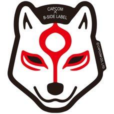 Capcom x B-Side Label Okami Stickers