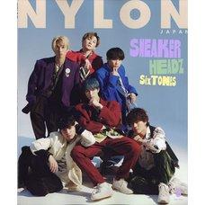 NYLON JAPAN September2021