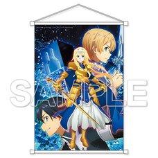 Sword Art Online: Alicization B2-Size Tapestry