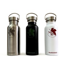Evangelion NERV Logo: Design Bottle