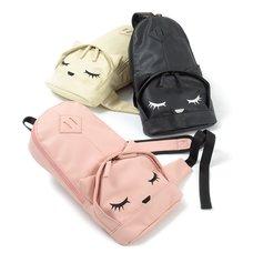 Pooh-chan Face Crossbody Bag