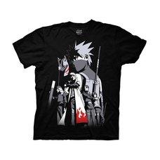 Naruto Shippuden Kakashi Story Adult T-Shirt