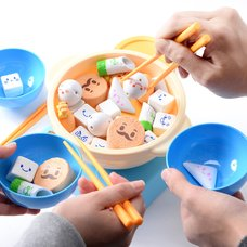 Oden & Tofu Nabe Pot Manners Game