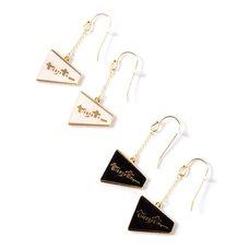 gargle Mountain Echo Earrings