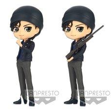 Q Posket Detective Conan Shuichi Akai