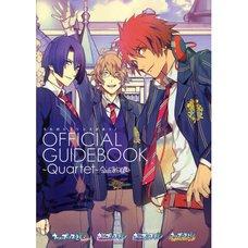 Quartet: Uta no Prince-sama Official Guide Book