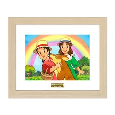 Lucy of the Southern Rainbow Chara Fine Graph Print