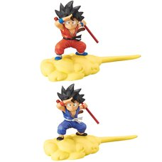 Dragon Ball Child Goku & Flying Nimbus Figure (Re-run)