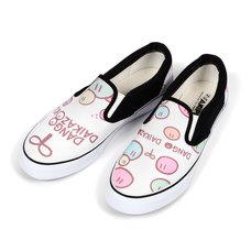 Clannad Great Dango Family Slip-ons