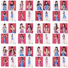 "Morning Musume. '15 ""Tsumetai Kaze to Kataomoi / Endless Sky / One and Only"" Single CD Launch Event 4-Photo Set B"