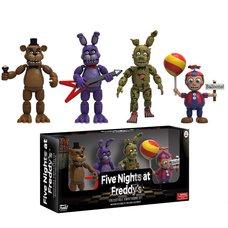 """Five Nights at Freddy's 2"""" Vinyl Figure Set (Pack 2)"""