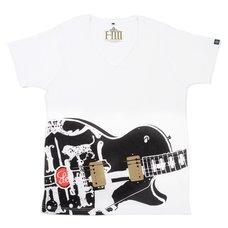 Fukuyama Huge Winter Thanksgiving 14 Big Guitar T-Shirt