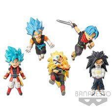 Super Dragon Ball Heroes World Collectable Figure Vol. 4