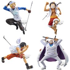 One Piece Magazine Figure -Piece of a Dream No. 1- Special