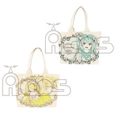 Vocaloid Large Tote Bag Collection