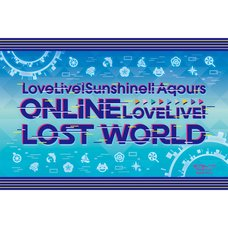Love Live! Sunshine!! Aqours ONLINE Love Live! ~LOST WORLD~ Blanket