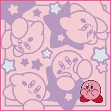 Kirby Super Star Jacquard Towel