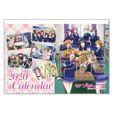Love Live! 2020 Calendar
