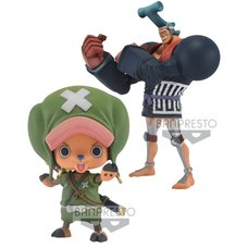 DXF One Piece Wano Country -The Grandline Men- Vol. 8