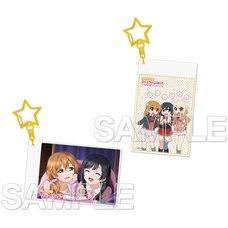 Love Live! Nijigasaki High School Idol Club Acrylic Keychain
