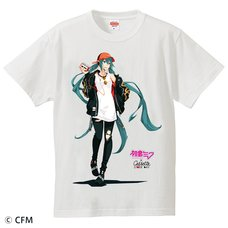 Hatsune Miku x Cassette Store Day T-Shirt