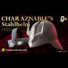 Full Scale Works 1/1 Mobile Suit Gundam Char Aznable Stahlhelm (Re-run)