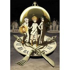 The Promised Neverland Complete Blu-ray Set