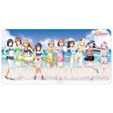 Love Live! Nijigasaki High School Idol Club Desk Mat Collection: Swimsuit Ver.