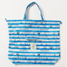 Rilakkuma 2-Way Tote Bag