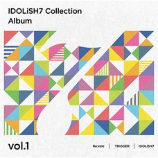 IDOLiSH 7 Collection Album Vol. 1