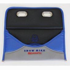 DBC x Hatsune Miku Snow Miku Car Seat Tissue Case