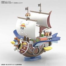 One Piece Grand Ship Collection: Thousand Sunny Flying Model
