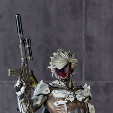 Raiden 1/6 Scale Figure White Armor Ver. | Metal Gear Solid V: Ground Zeroes