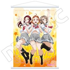 Love Live! Sunshine!! Second Year Students Tapestry