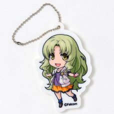 The Legend of Heroes KeA Felt Keychain