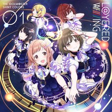 The Idolm@ster: Shiny Colors L@yered Wing 01