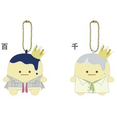 IDOLiSH 7: Second Beat! King Pudding × Re;vale Small Ball Chain Plush