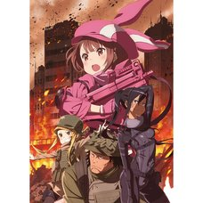 Sword Art Online Alternative: Gun Gale Online 2019 Calendar