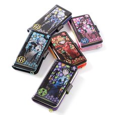 Rebuild of Evangelion Stained Glass iPhone 6/6s Character Flip Cases